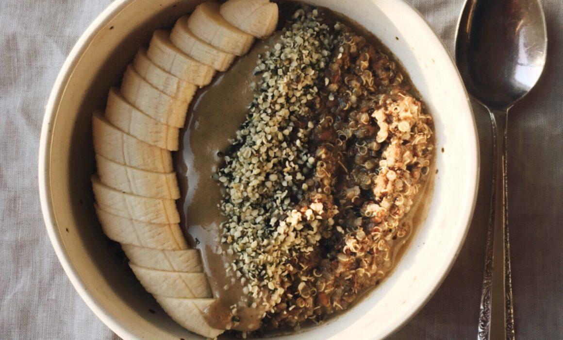 winter breakfast bowl